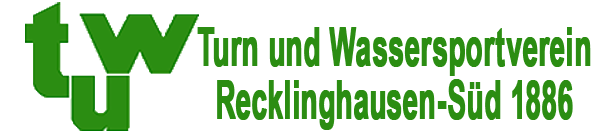 TuW Recklinghausen-Süd Logo
